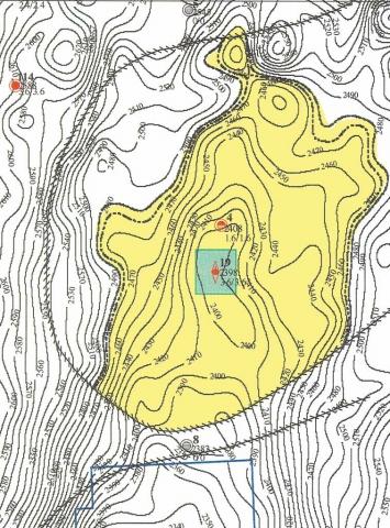Рис.9. Малосикторское месторождение