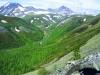 Рис.10. Высокогорный ландшафт в окрестностях месторождения Пуйва