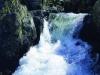 Рис.11. Водопад в окрестностях месторождения Пуйва